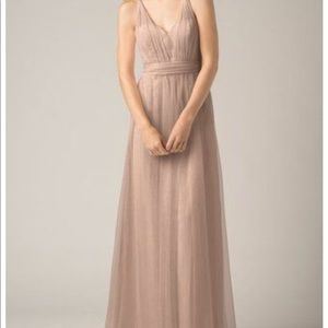 WTOO convertible tulle Gown NWT